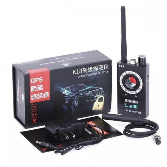 RF信号/レンズ検出器