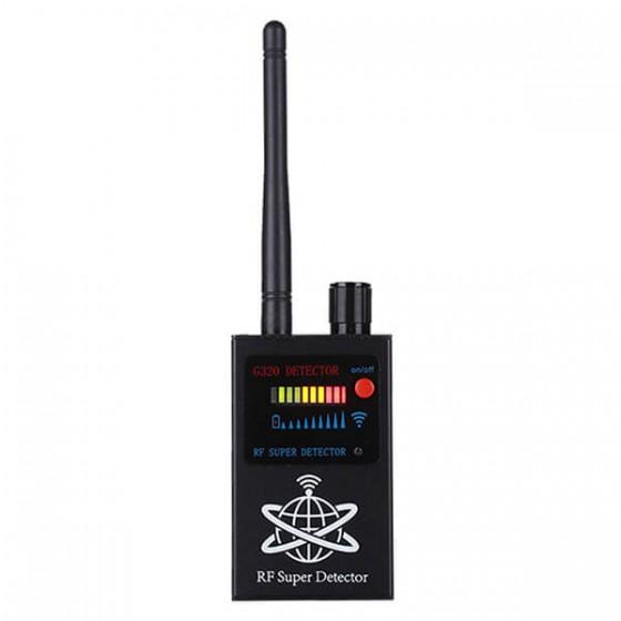 スパイ信号検出器