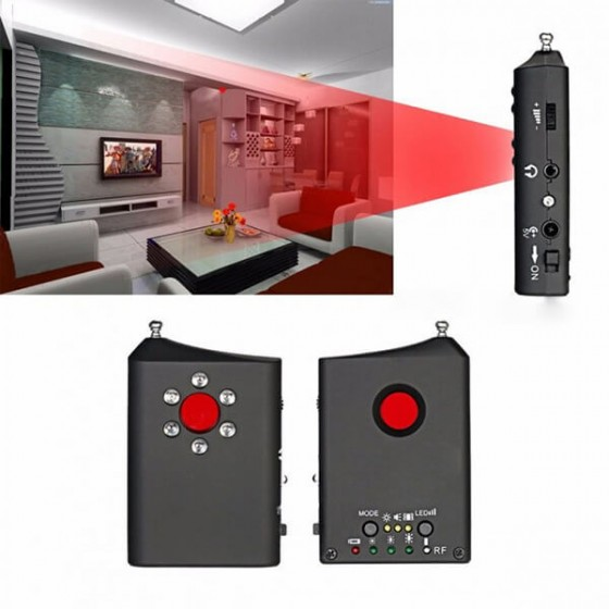 SPYカメラのバグ検出器