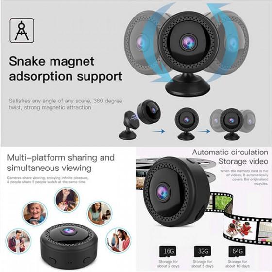 超 小型 wifi カメラ