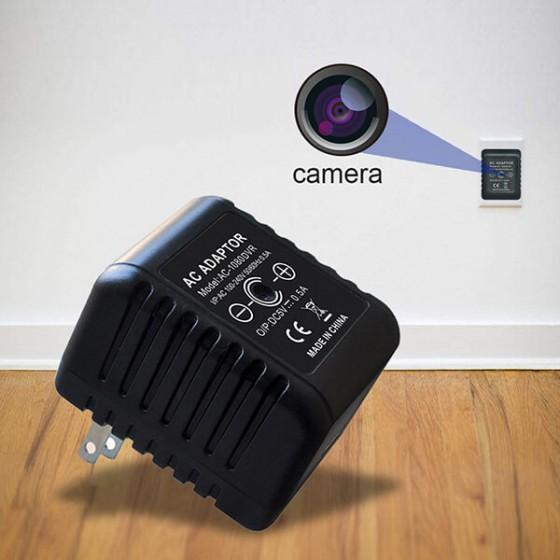 スパイ カメラ コンセント 型