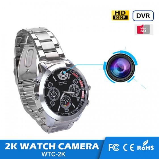 スパイ カメラ 腕時計