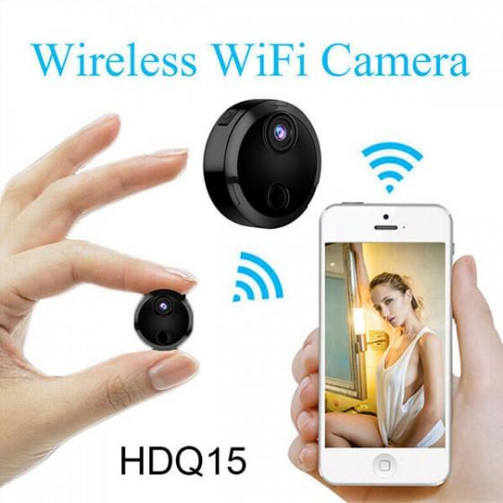 スパイ カメラ wifi