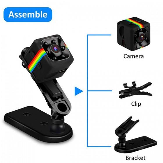超 小型 ピン ホール カメラ