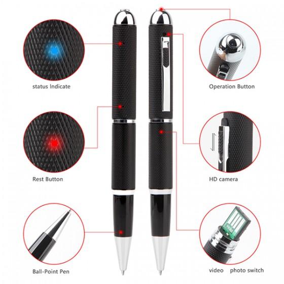 ペン 型 ビデオ カメラ