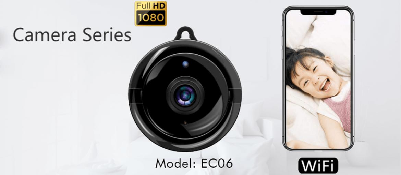 高性能小型カメラ